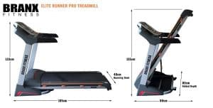 compact treadmill under bed