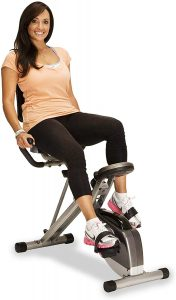 Folding Recumbent Black Friday Exercise Bike