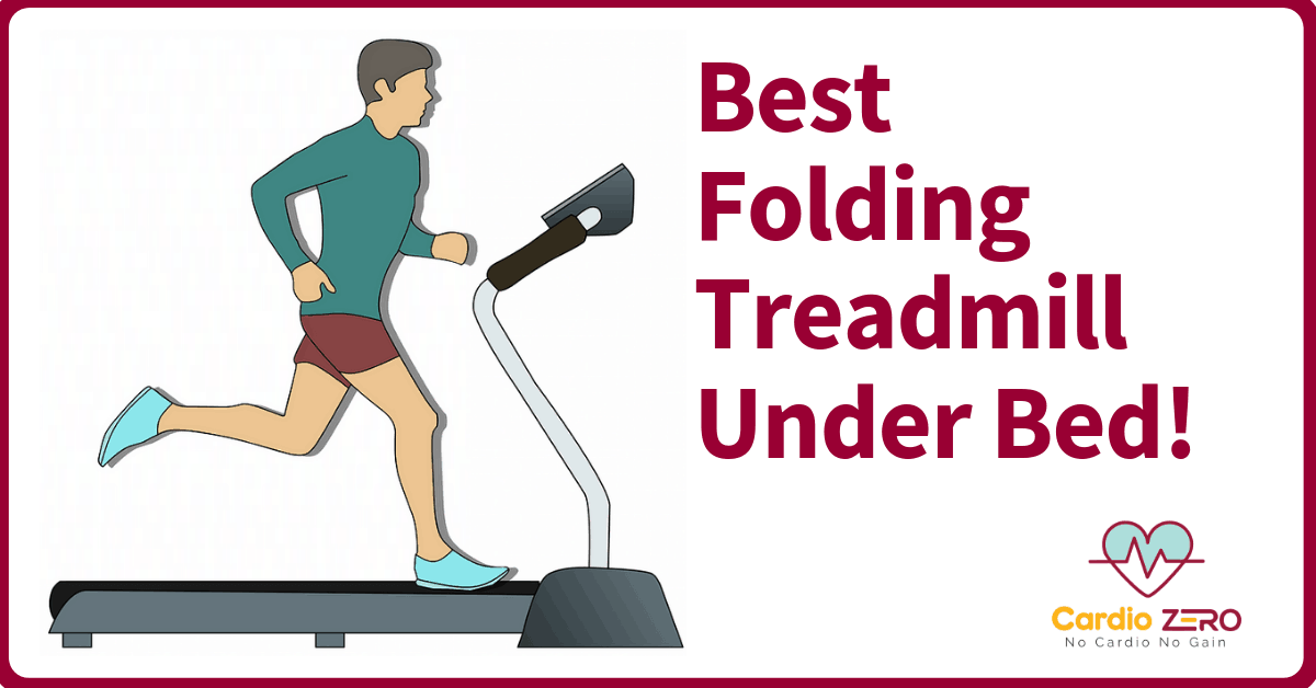 The Best folding treadmill under bed