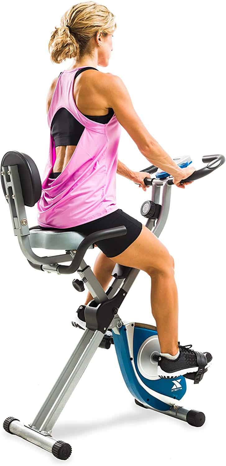 XTERRA Folding Exercise Bike