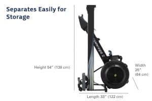 Concept2 Model D for HIIT workouts
