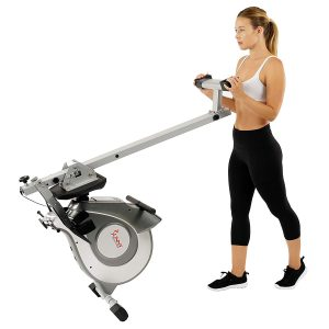 Magnetic Rowing HIIT Machine