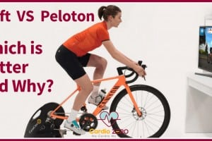 Zwift vs Peloton apps