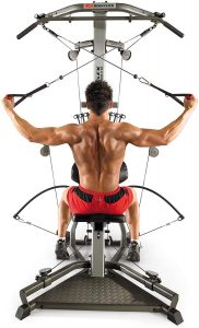 Bowflex Xceed Home Gym Back Exercise