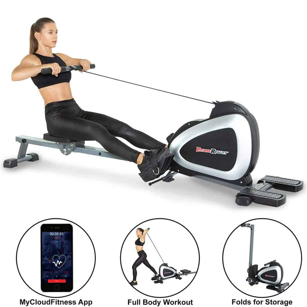 Fitness Reality rower