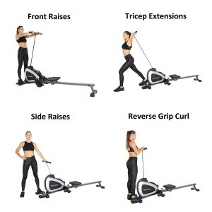 Fitness Reality rower workouts