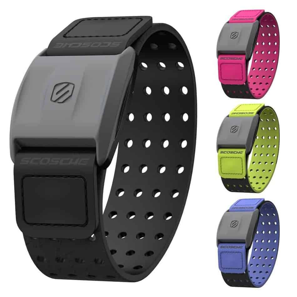 Scosche Heart Rate Monitor Armband