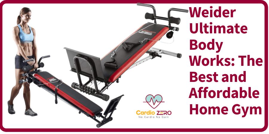 Weider Ultimate Body Works