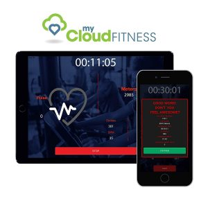my cloud fitness app