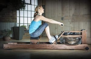 waterrower classic in use