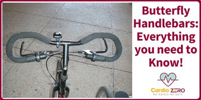 Butterfly Handlebars Small