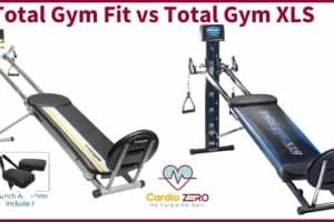 Total Gym Fit vs XLS