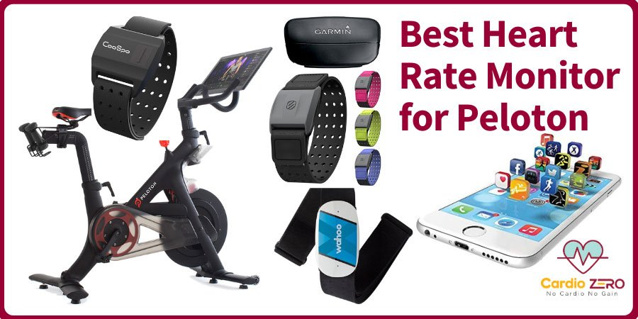 Best Heart Rate Monitor For Peloton Large