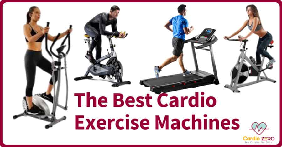 Best-Cardio-Exercise-Machines