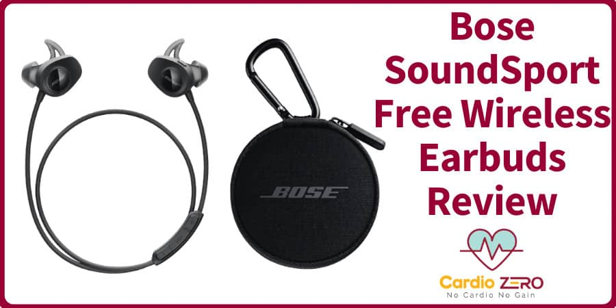Bose SoundSport Free Wireless Earbuds Review