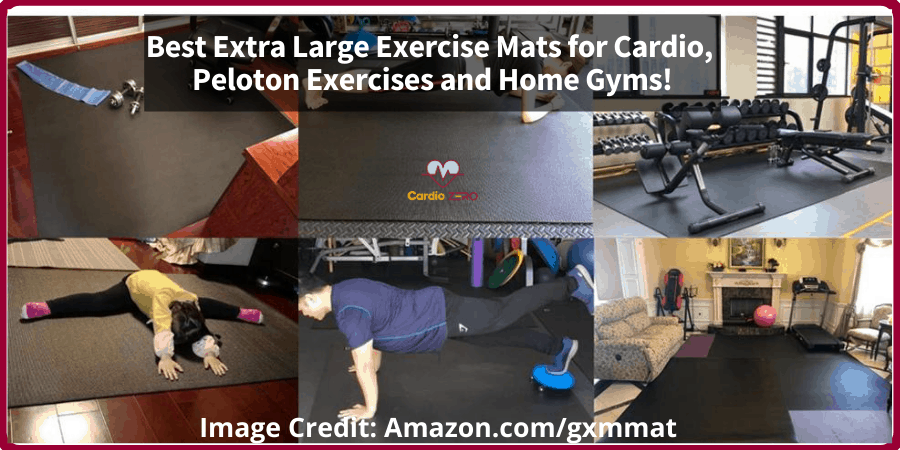Best Extra Large Exercise Mats