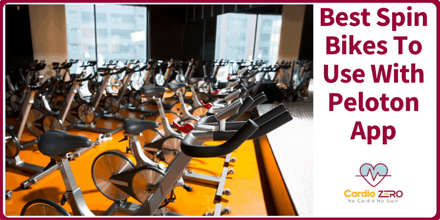 Best Spin Bikes To Use With Peloton App