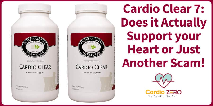 Cardio Clear 7 Review