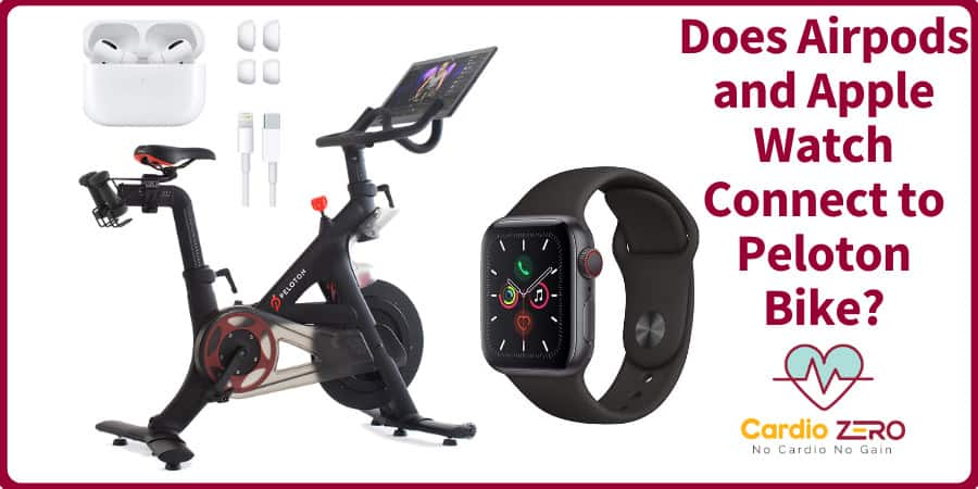 Does Airpods and Apple Watch Connect to Peloton Bike